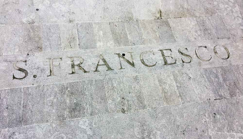 Pavimentazione Largo S. Francesco